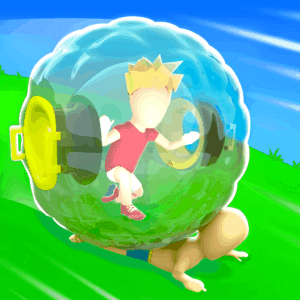 Giant Ball Hill Rolling