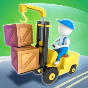 Forklift Driver Puzzle