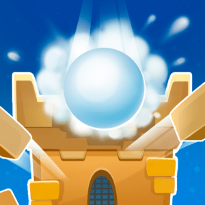 Fort Castle Snowball Cannon